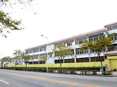 东莞金旺食品有限责任公司工厂外景