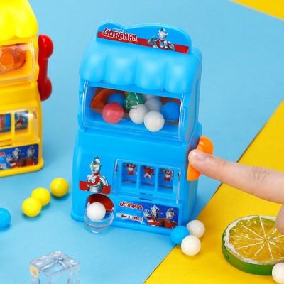 金稻谷奥特曼扭糖机卡通造型玩具糖果儿童过家家零食糖玩超市批发