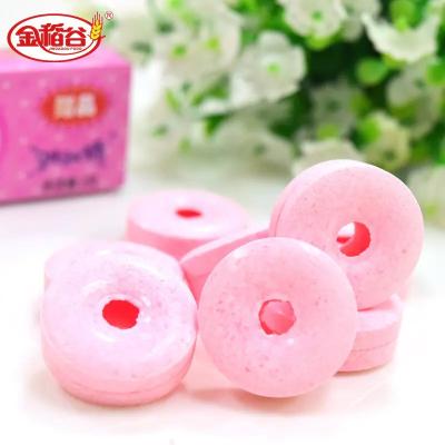 金稻谷20克超级飞侠草莓味口哨糖儿童益智压片糖果批发休闲小零食