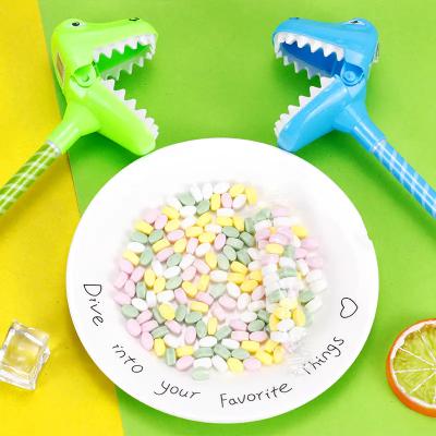 金稻谷 大嘴恐龙创意玩具糖果儿童休闲玩具糖