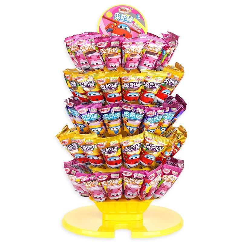 金稻谷棒棒糖儿童糖果零食散装批发