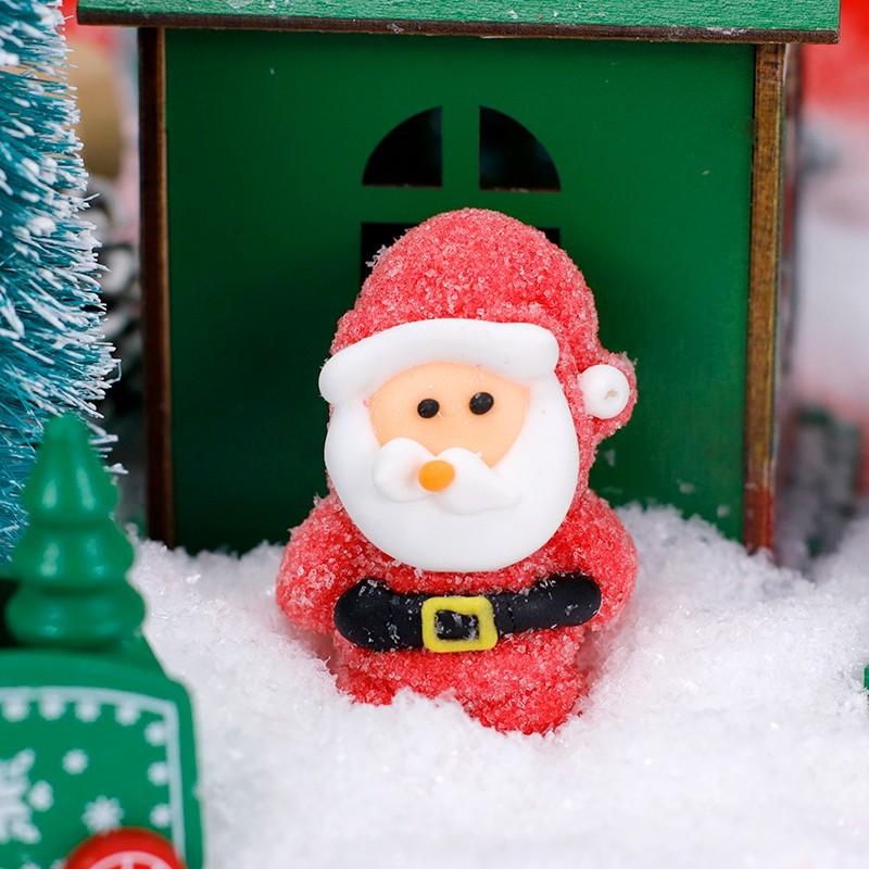 圣诞节棉花糖创意礼盒