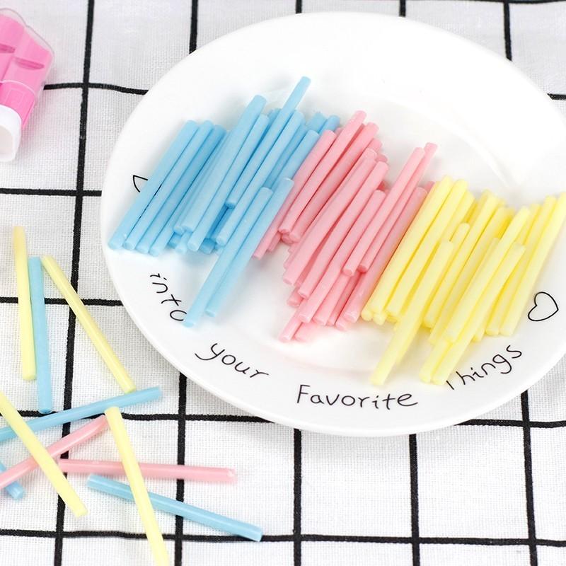 金稻谷吸管糖创意音乐口琴玩具糖果