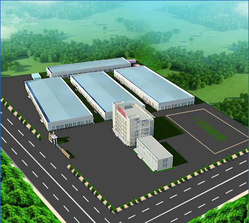 金旺湖北工厂