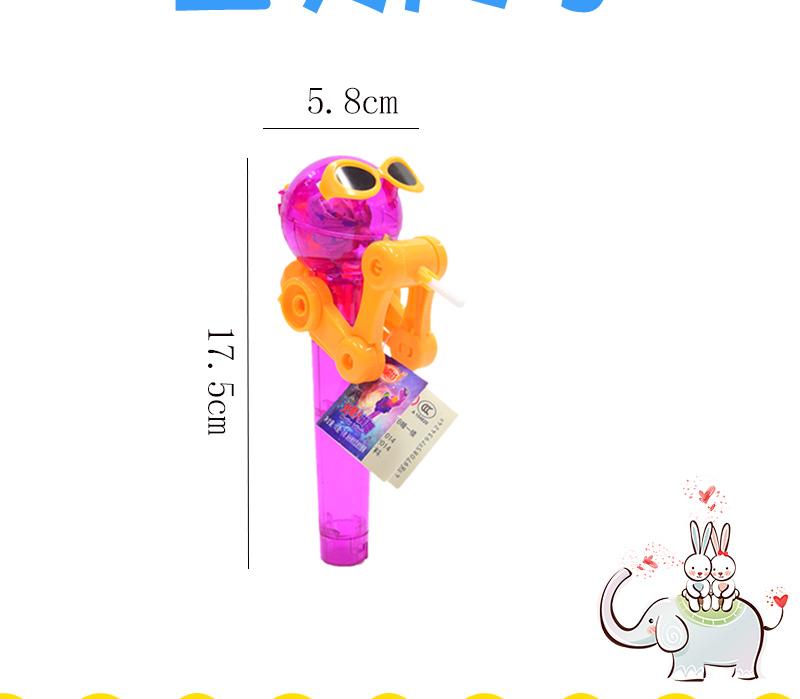 金稻谷机器人棒棒糖